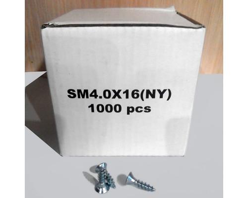 Саморез (шуруп) DC 4Х16мм/1000шт