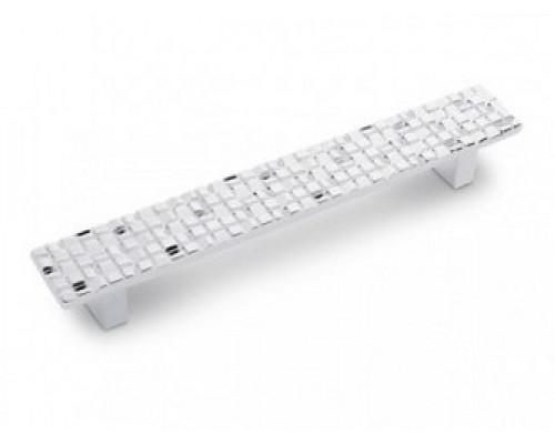 Ручка мебельная D-753/128 G2 хром