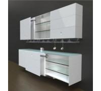 Раздвижная система для верхних и нижних шкафчиков Motion V - VS0/1