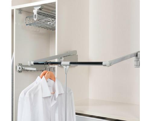 Пантограф (лифт) Starax 10кг серый/хром