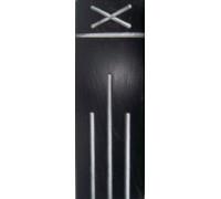 Дуб ФП-3 черная краска + серебро