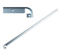 Планка соединительная щелевая для столешницы L 28 мм