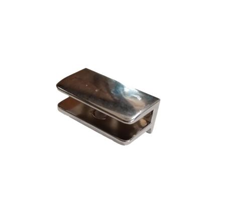 Крепление для стеклянных полок 4 - 7мм G2 хром