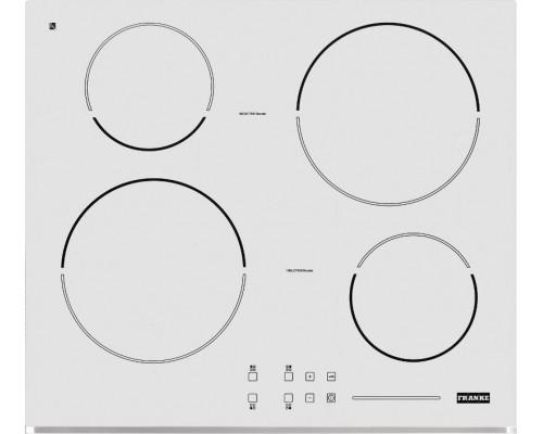 Индукционная (варочная) поверхность Franke FH 604-1W 4I T PWL WH