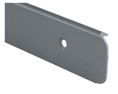 Планка торцевая для столешницы U 28/38 мм