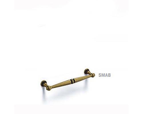 Ручка мебельная D-1015 блестящая матовая античная бронза