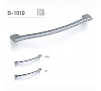 Ручка мебельная D-1019 матовый старый хром