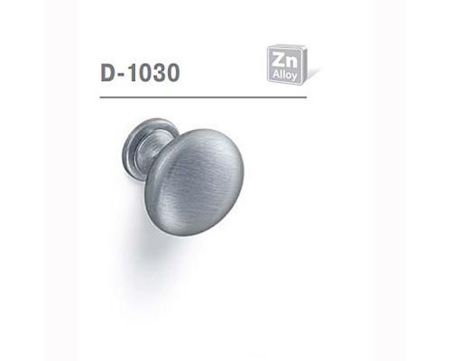 Ручка мебельная D-1030 матовый старый хром