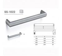 Ручка мебельная SS-1022 нержавейка