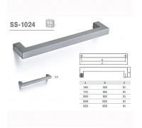 Ручка мебельная SS-1024 нержавейка
