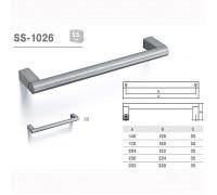 Ручка мебельная SS-1026 нержавейка
