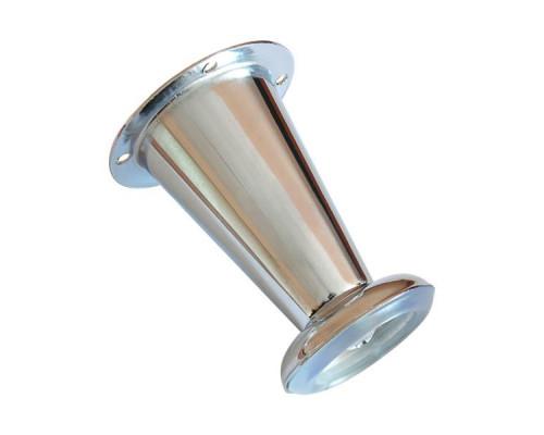Ножка мебельная  DZ 09 регулируемая хром