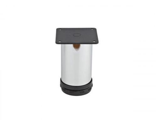 Ножка мебельная NL 14/100R регулируемая хром