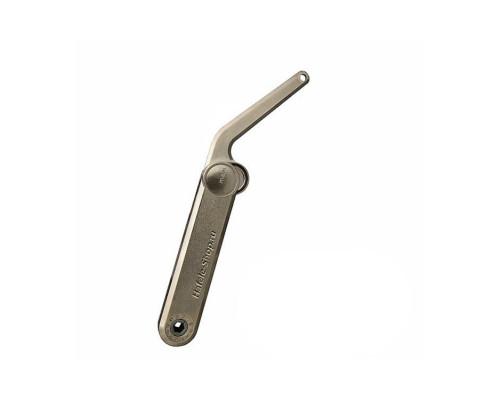 Подъемник MAXI для больших фасадов с ручкой