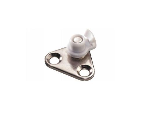 Крепление к фасаду (алюминиевые рамы 20 мм) для подъемника MAXI