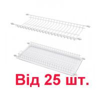 Сушка для посуды кухонная белая Польша ОПТ