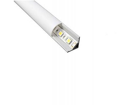 Профиль угловой для светодиодной (LED) ленты 2м