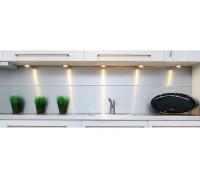 Мебельный светильник (Комплект на 3 светильника и трансформатор)