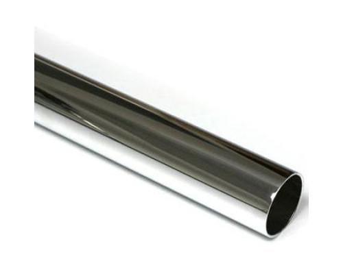 Труба d-25мм хром (0,7мм) ДС